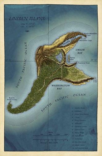 скачать таинственный остров игру торрент img-1