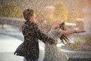 """Оригинал - Схема вышивки  """"Танец влюбленных под дождем """" - Схемы вышивки - Таисия310 - Авторы - Портал  """"Вышивка..."""