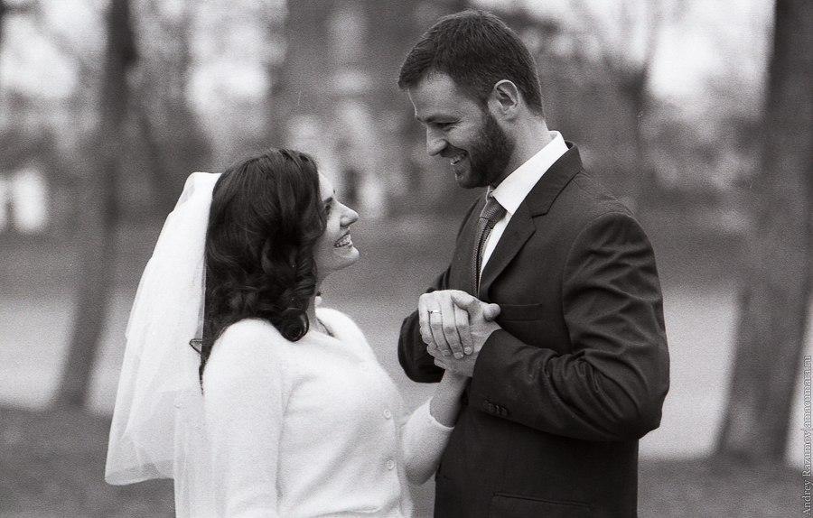 свадьба фотография пленка