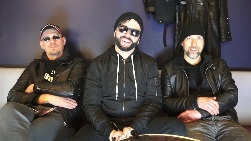 Interview with Dero, Crap Flux from Oomph! for new album Ritual