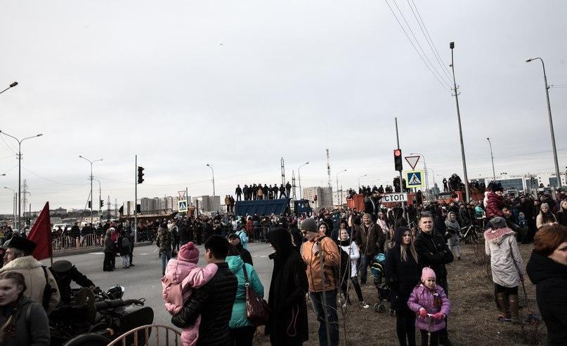Александра Астра, сургутянка: Мама, я выжил в сургутской реконструкции!!!