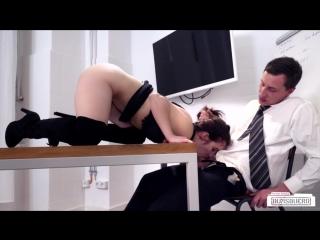 Vanda Angel (HARDCORE SEX IN KINKY OFFICE AFFAIR FANTASY) [All sex, Blowjob]