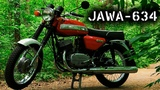 Мотоцикл на века. Тест-драйв ЯВА 634. JAWA 634