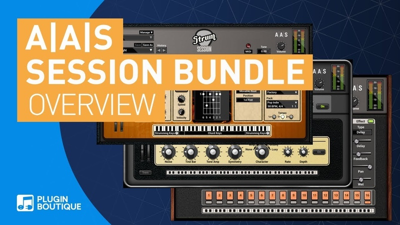 Session Bundle by Applied Acoustics Systems | Review of Main Features Tutorial