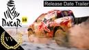 Dakar 18 Release Date Announcement Trailer