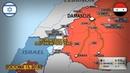 16 октября 2018. Военная обстановка в Сирии. Открытие погранпереходов Сирии с Израилем и Иорданией.