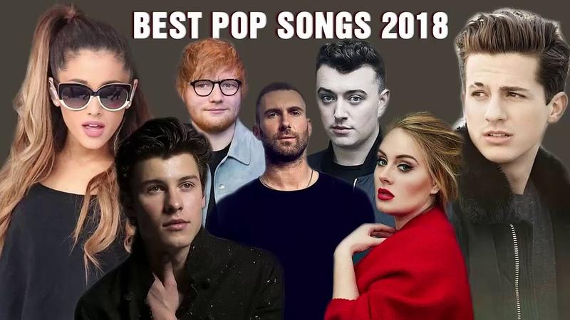 Best Pop Songs - Adele - Maroon 5 - Ed Sheeran - Shawn Mendes - Ariana Grande - Charlie Puth Cover