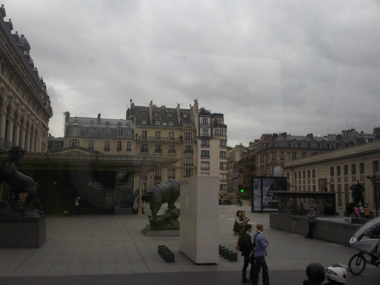 Елена Руденко. Франция. Париж. 2013 г. июнь. XHP7zXojQd8