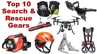 Top 10 Essential Search Rescue Gears Available Now | Part-1
