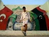 ليبيا غوت تالنت arabs got talent amazing freestyle skills\ Ливия выстрелов в футболе