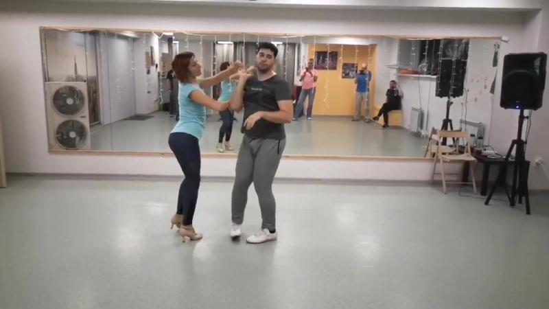 Salsa on2 - Манеев Александр и Митковец Дарья