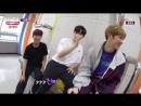 Minhyun singing jaehwan's part in kangaroo | minhwan