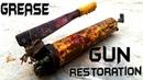Old Broken Grease Gun RESTORATION