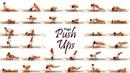 Cat Shanti - Yoga Push Up EXERCISES / Vitaliy Shakirov / 2017