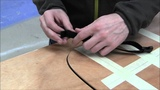 Bau eines Holzkajaks. Lektion 24 Abschlie