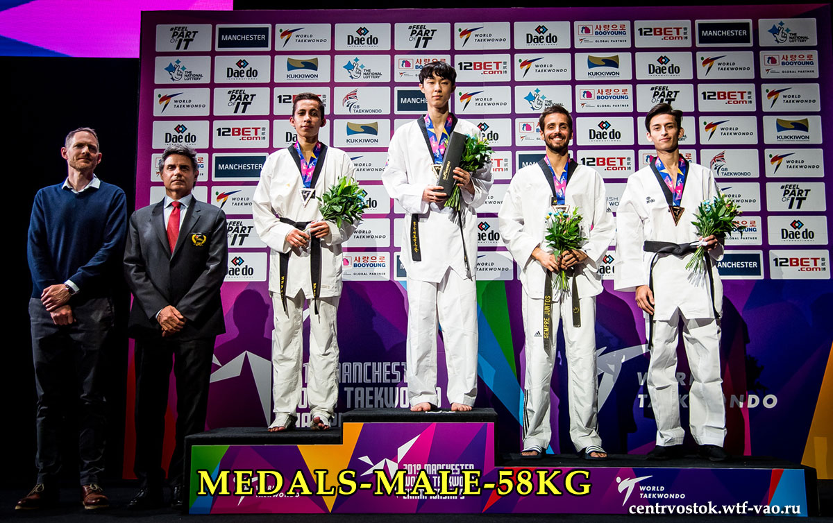Medals-Male-58kg