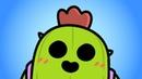 Brawl Stars Animation - Annoying Spike meme
