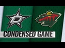Dallas Stars vs Minnesota Wild – Sep.20, 2018 Preseason Game Highlights Обзор матча