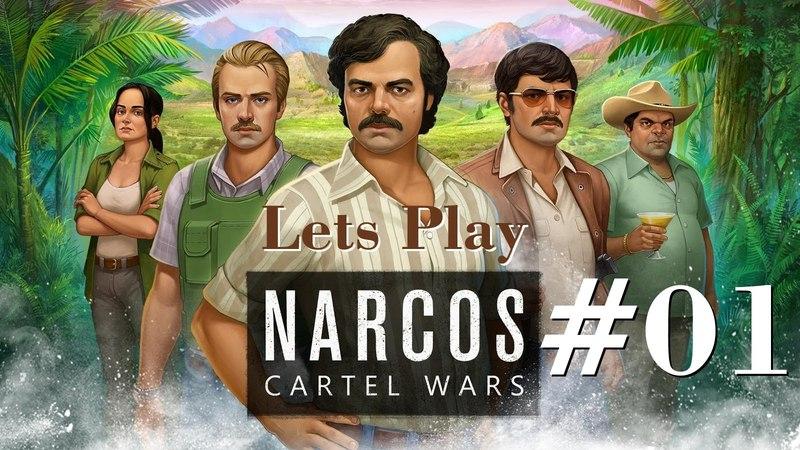 Narcos: Cartel Wars - Gameplay letsplay 01 INTRO