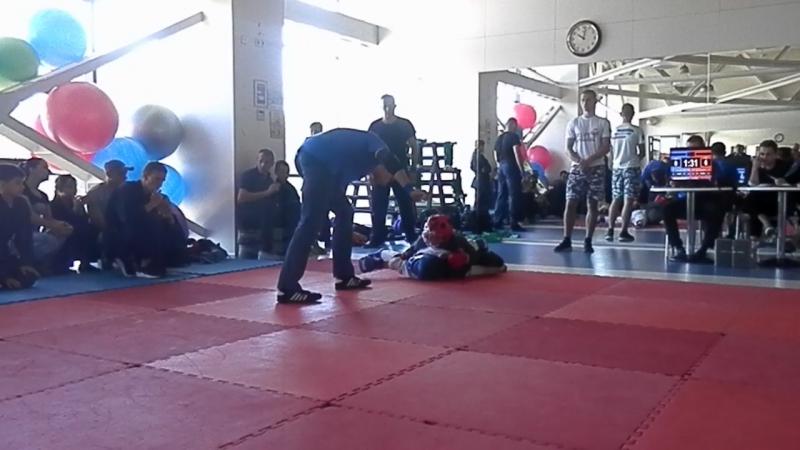 Гранкин Ярослав 1 бой