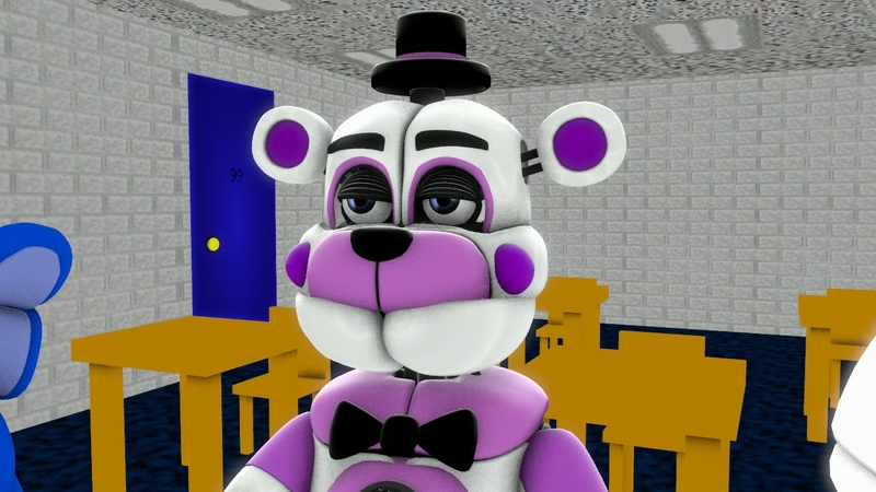 FNAFSFM Funtime Freddy In Trouble