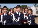 Кадеты 2-х школ п.Куеда, Пермский край.