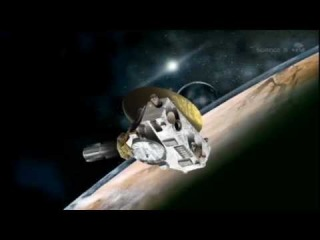 Primordial Organic Material On Pluto?
