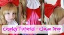 COSPLAY TUTORIAL | Shugo Chara | Rima: Clown Drop