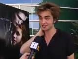 Роберт Паттинсон даёт интервью
