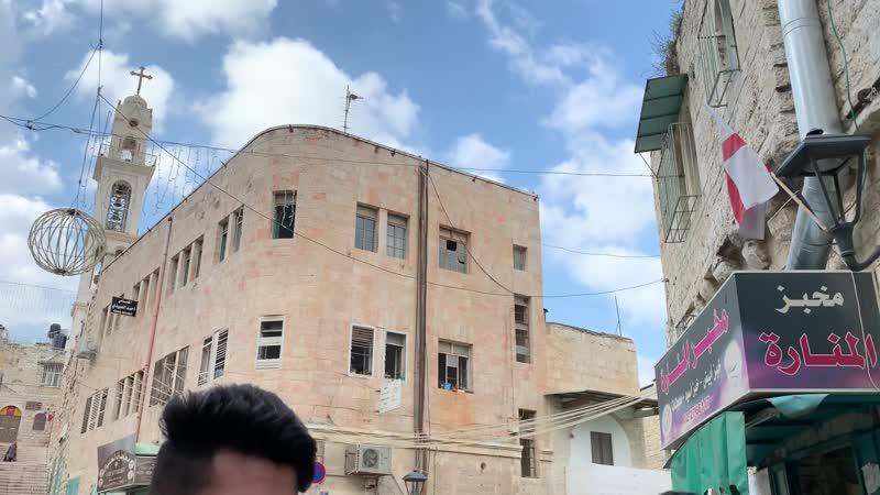 Улица в Палестине