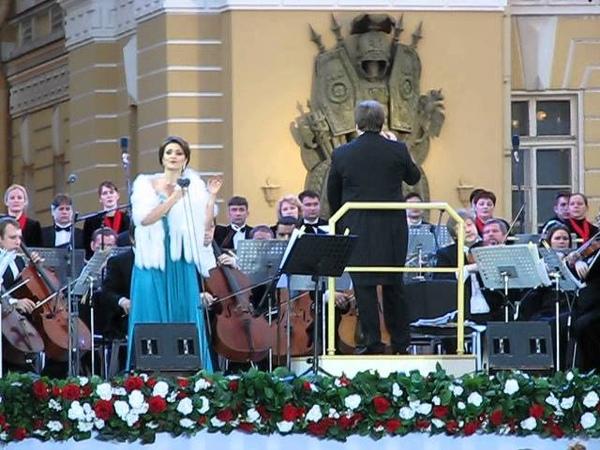 Ольга Перетятько - Ардити - Поцелуй концерт на Дворцовой