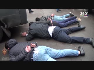 ФСБ задержала шесть членов ИГ на территории Москвы
