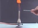 натрий в пламени