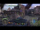 World of Tanks PS4 ARL 44 изи мастер в топе