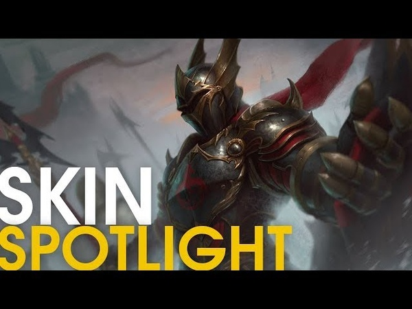 Knight of Mordred Achilles Skin Spotlight