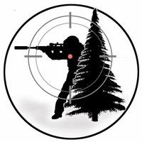 Логотип Клуб военно-тактических игр. Лазертаг в Калуге