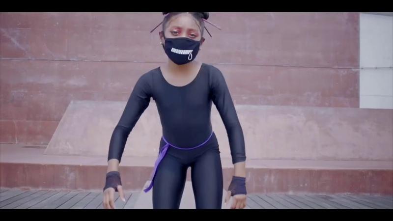 Dior Maicy Chun-Li dance video