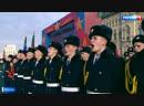 На Красной площади реконструировали парад 1941 года