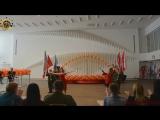 Молодая Гвардия Донбасса   в КСКЦ «Стирол» на Республиканском творческом вечере «Герой нашего времени» для членов военно-патриот