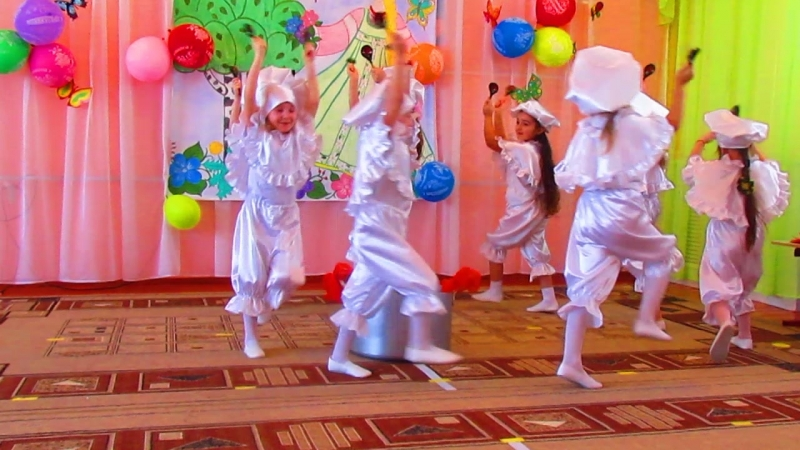 8 Марта 2018🌷 Детский сад гр. Капельки