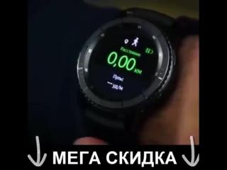 Самые умные часы 2018 года! мощный компьютер на твоей руке ( apple watch samsung стиль )