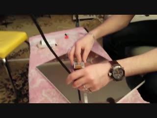 3D-LED лампа своими руками