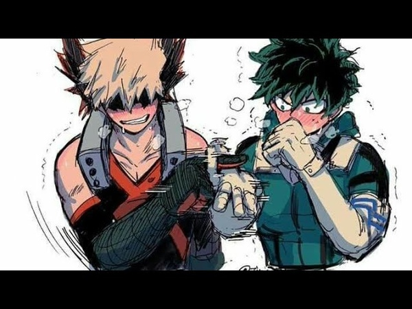 ♥️ Bakudeku ~ HIGH ♥️