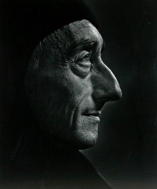Гениальные портреты знаменитостей от фотографа Юсуфа Карша.