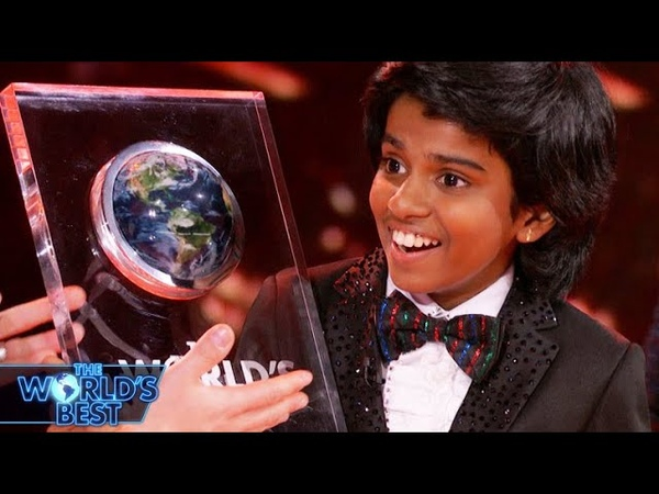 India's Lydian Nadhaswaram Wins $1M Prize - The World's Best