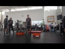 ¡Esa es Guillermo Ochoa 🏋🏽 Empezó nuestra segundo entrenamiento del día ¡Hora del gimnasio 👊🏼