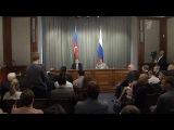 Скандал с пропавшими на `Евровидении` голосами за Дину Гарипову вышел на внешнеполитический уровень - Первый канал