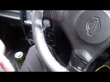 как обновить кожаный руль в машине ? Есть выход !!!