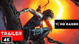Shadow of the Tomb Raider (2018) Trailer The End of the Beginning NEW PS4