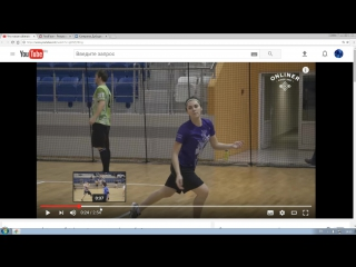 Ищем ВК по лицу девушки играющей во Фрисби. FindFace